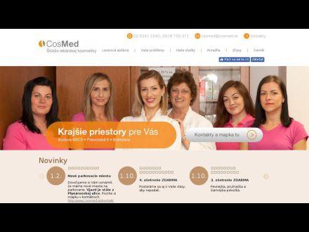 www.cosmed.sk