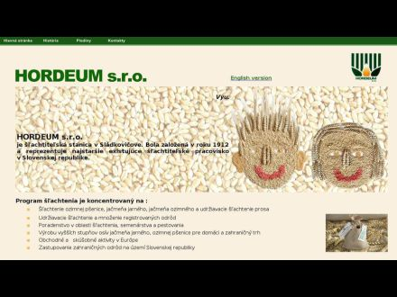 www.hordeum.sk