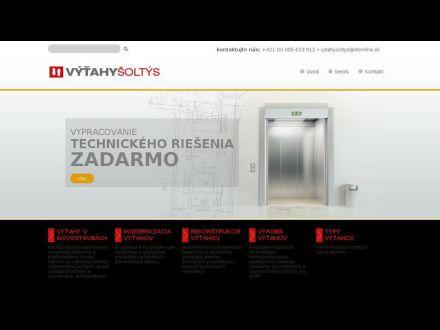 www.vytahysoltys.sk