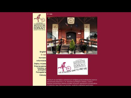 www.muzeumdopravy.com