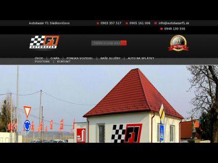 www.autobazarf1.sk