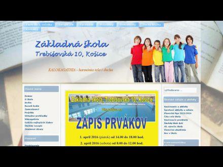 www.zstrebisovska10.sk
