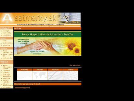 www.satmarky.sk