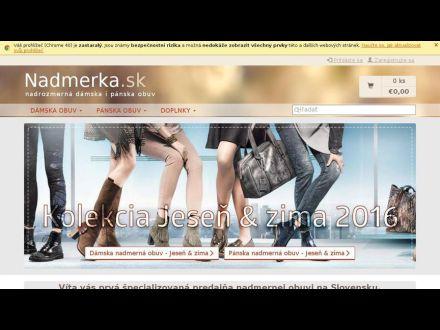 www.nadmerka.sk