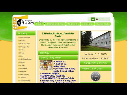 www.zsds.edupage.sk