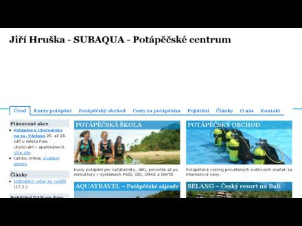 www.subaqua.cz