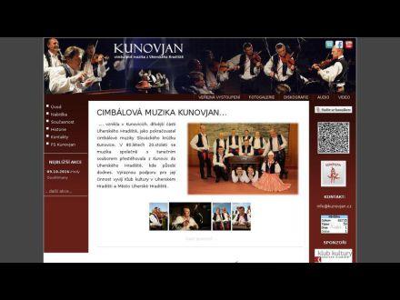 www.kunovjan.cz