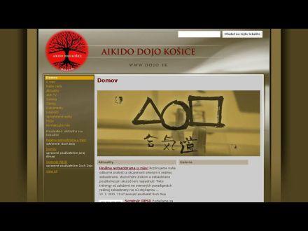 www.dojo.sk