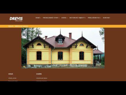 www.drevis.sk
