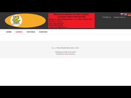 www.kantor.sk