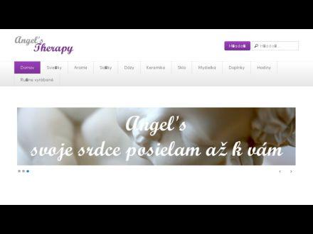 www.anjeli-liecenie-vestenie.sk