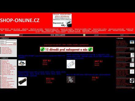 www.shop-online.cz
