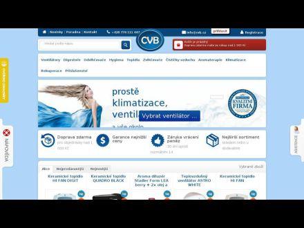 www.cvb.cz