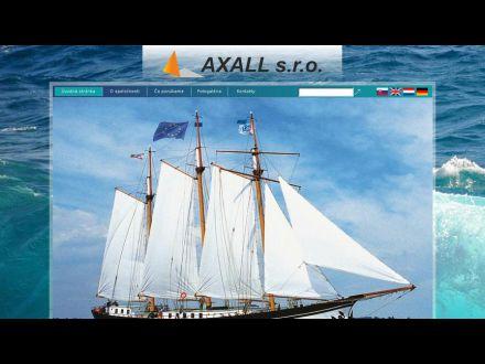 www.axall.sk