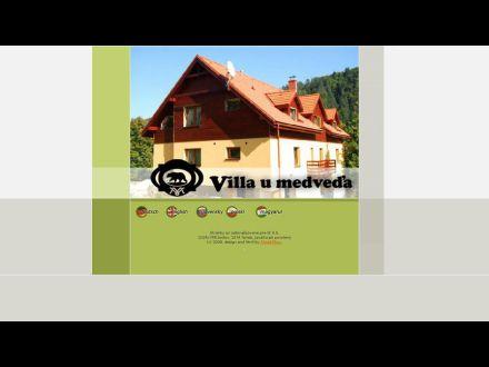 www.villaumedveda.eu