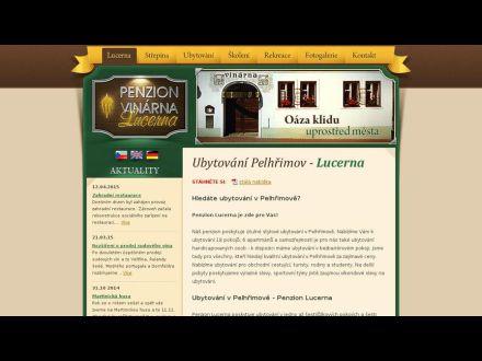 www.penzionlucerna.cz