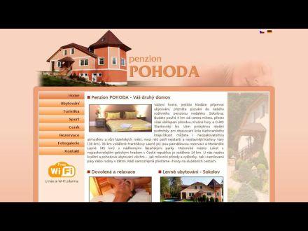 www.penzion-pohoda.cz