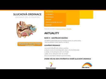 www.sluchovaordinace.cz