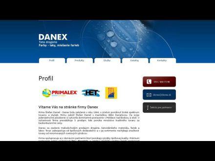www.danex.sk