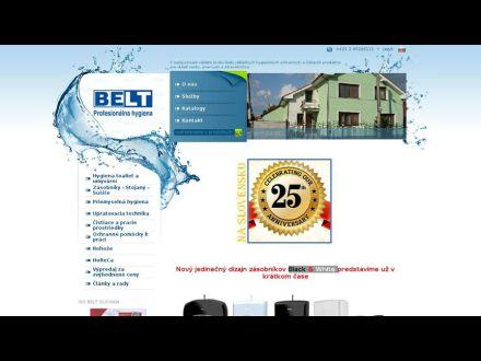www.beltslovakia.sk