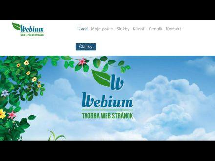 www.webium.sk