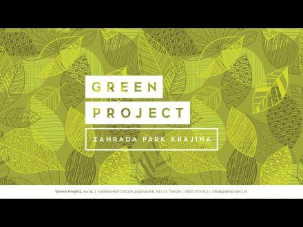 www.greenproject.sk