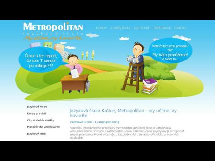 www.metropolitan.sk
