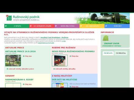 www.rpvps.sk