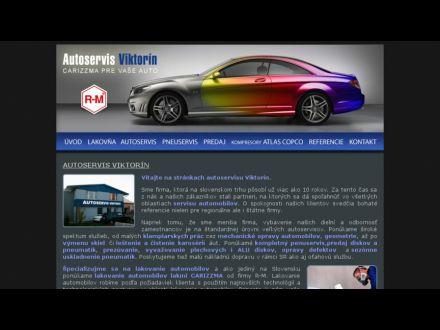 www.autoservis-viktorin.sk