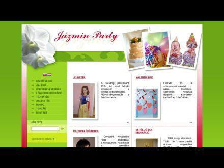 www.jazminparty.sk
