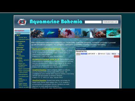 www.aquamarine.cz