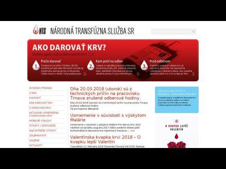 www.ntssr.sk