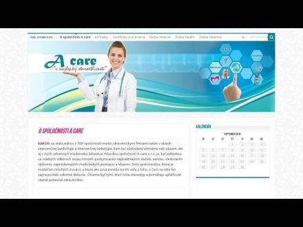 www.acare.sk