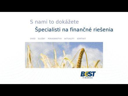 www.bestfinance.sk