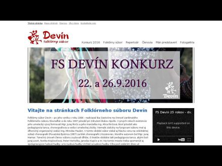 www.fsdevin.sk