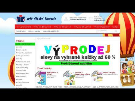 www.svetdetskefantazie.cz