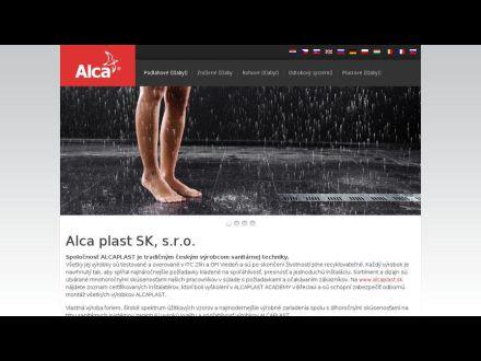 www.alcaplast.cz