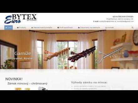 www.eurobytex.sk