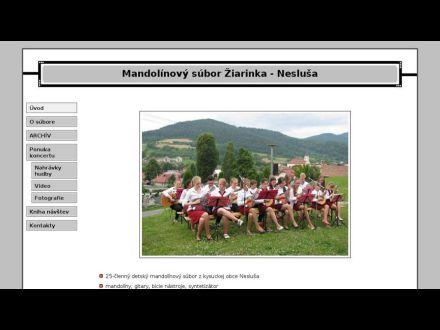 www.ziarinka.tym.sk