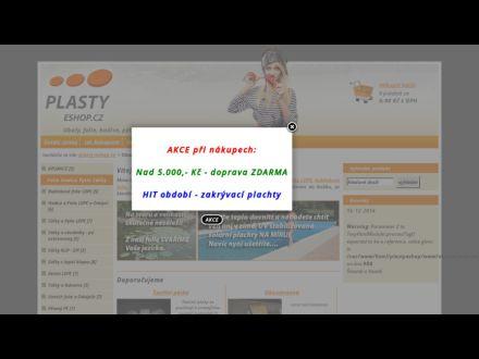 www.plasty-eshop.cz