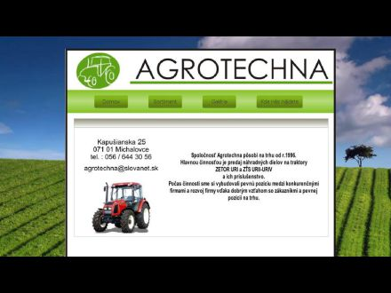 www.agrotechna.sk