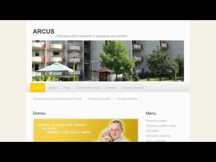 www.arcuskosice.sk