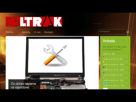 www.altrak.sk
