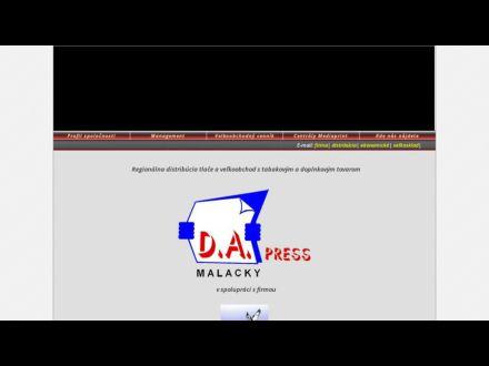 www.dapress.sk