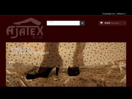 www.ajatex.sk