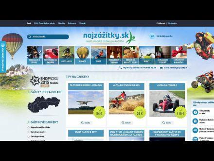 www.najzazitky.sk