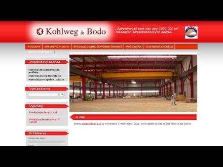 www.kohlweg.sk