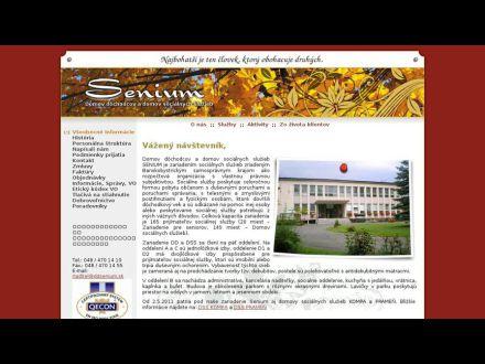 www.senium.org