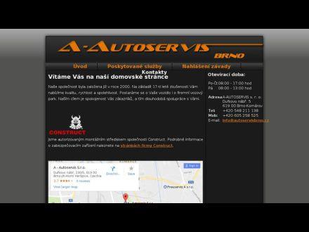 www.autoservisbrno.cz
