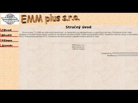 www.emmplus.sk